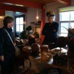 Bea Horstman vertelt over haar hobby hoeden maken.