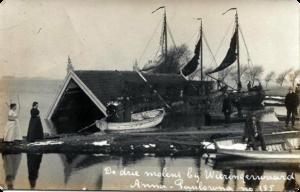 Wieringer Eilandmuseum Overstroming 1916
