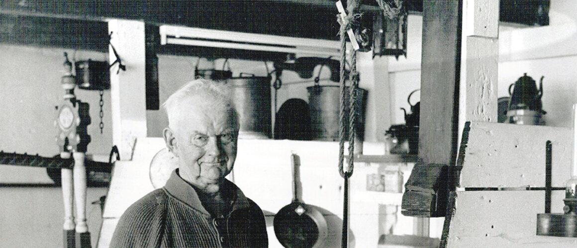 Museumboerderij Wieringer Eilandmuseum Jan Lont