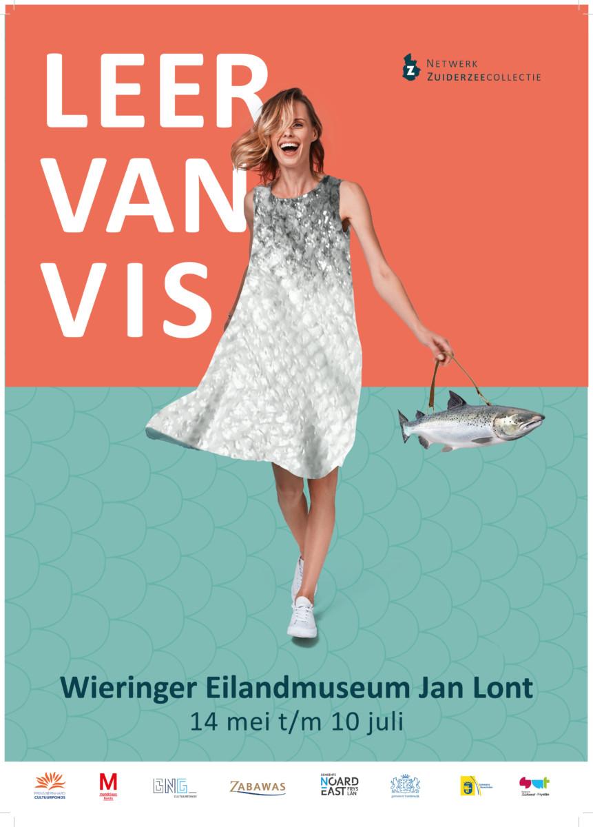 01_Leervanvis_A3_Poster_Wieringen